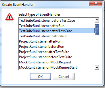 Event handlers in ReadyAPI (SOAPUI) clean up after test