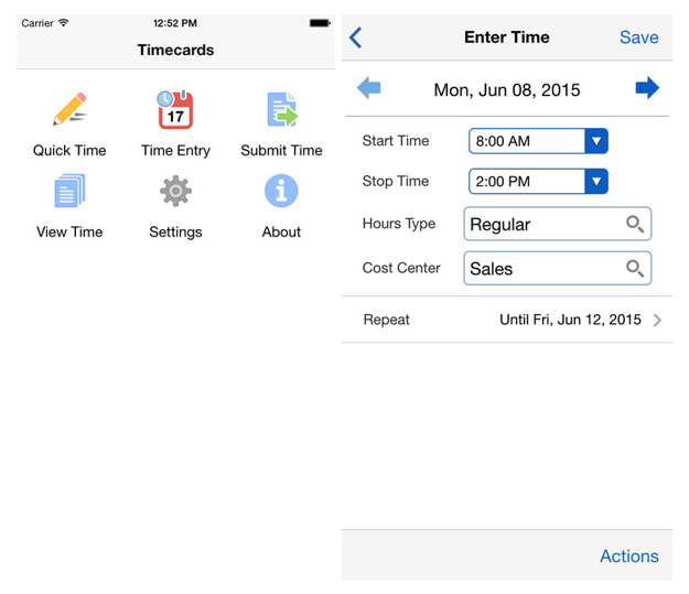 The ins & outs of mobile applications for Oracle EBS
