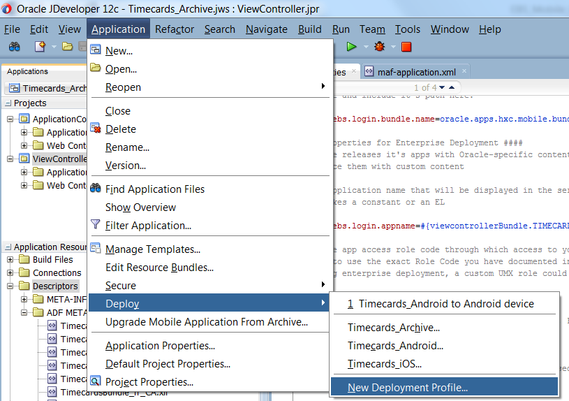 Customizing mobile timecards for Oracle EBS (part 2