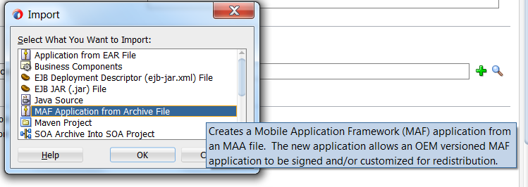 Customizing Mobile Timecards for Oracle EBS (part 1